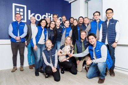 La 'startup' Kodit.io entra en España y capta 12 millones en su segunda ronda de inversión