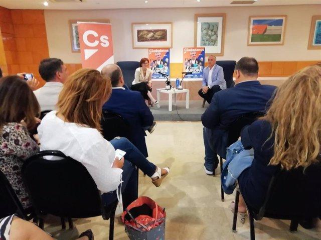 """Pagazaurtundúa argumenta la presencia de Cs en el Parlamento Europeo para """"defender la reputación democrática de España"""""""