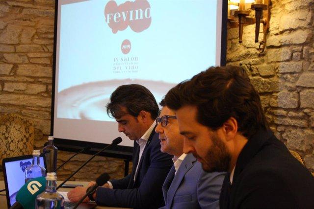 El IV Salón Profesional del Vino Fevino reunirá en Ferrol a 200 bodegas de toda España los días 4 y 5 de junio