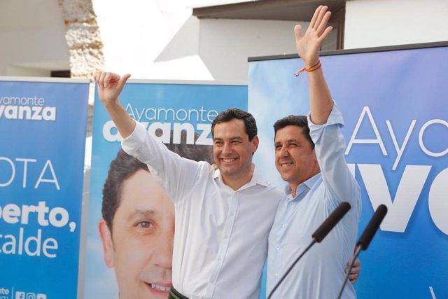Moreno defiende su apuesta por el empleo y las políticas sociales  cumpliendo el objetivo de déficit