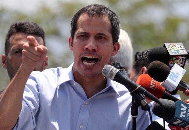 """Venezuela.- Guaidó responde a Maduro: """"No vengan con el cuento de una elección parlamentaria"""""""