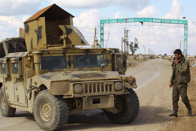 Siria.- Siete civiles muertos en una operación de la coalición en el este de Siria, según el Observatorio