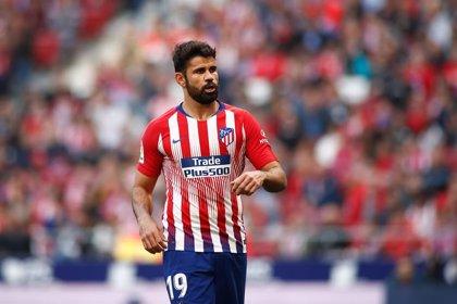 Diego Costa sufre un esguince de alto grado en el tobillo izquierdo