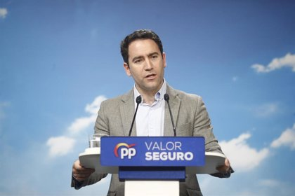 García Egea (PP) participa este miércoles en un acto de campaña con Monago en Cáceres