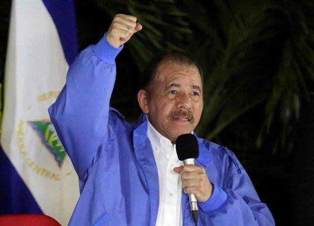 Nicaragua.- Ortega pide a la oposición que condene las sanciones contra Nicaragua para favorecer las negociaciones