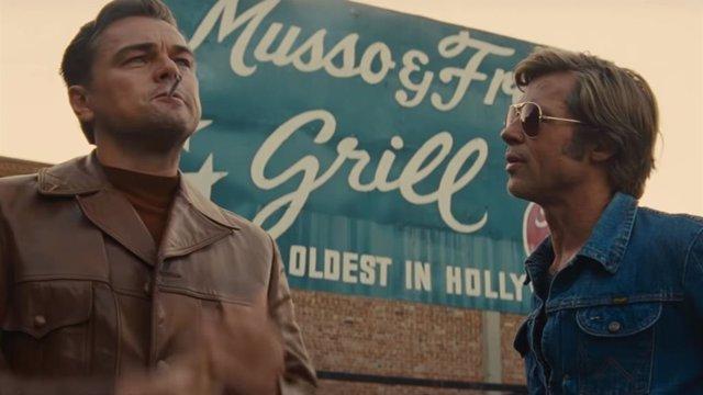 Leonardo DiCaprio y Brad Pitt, desatados en el nuevo tráiler de 'Érase una vez en... Hollywood' de Quentin Tarantino
