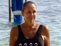 Isabel Pantoja se salva de la nominación y felicita a su madre en directo