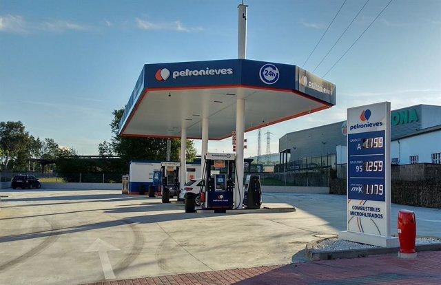 COMUNICADO: Petronieves amplía su red de estaciones con una nueva gasolinera en Torrelavega