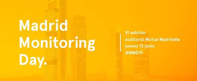 COMUNICADO: Las tendencias en la digitalización de la industria centrarán el Madrid Monitoring Day 2019 #MMD19