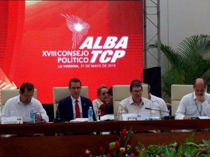 """La ALBA-TCP rechaza la """"agresiva escalada"""" contra los países iberoamericanos poniendo en peligro la """"paz regional"""""""