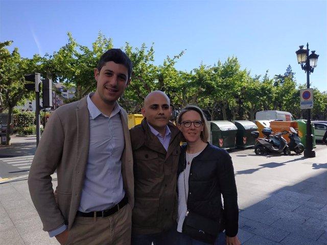 26M.- Vox Propone El Soterramiento De La Red De Basuras Dentro Del Núcleo Urbano En La Zona Del Espolón Logroñés