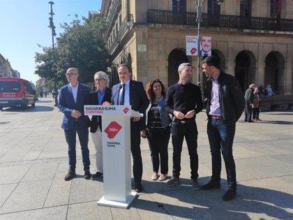 Esparza se compromete a derogar el decreto sobre el euskera para el acceso a la función pública