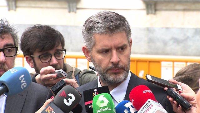 Las defensas del procés piden la libertad de algunos presos para ejercer funciones públicas