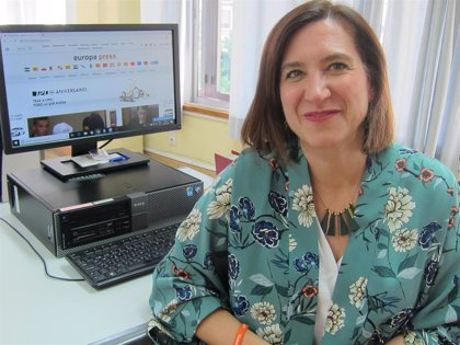 Sara Fernández (Cs) cree que será alternativa a la izquierda y mantendrá las líneas rojas de Rivera al pactar