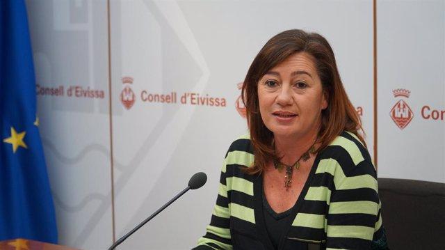 Armengol agradece al Gobierno que ayude a las empresas españolas presentes en Cuba