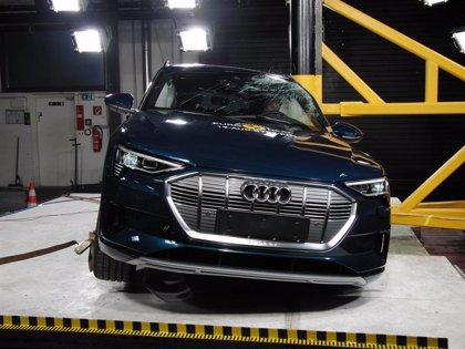 RAV4, Corolla, e-tron, UX, Clio, Mazda 3 y T-Cross logran la máxima puntuación en los test de Euro NCAP