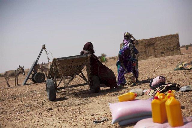 África.- ACH alerta de una inminente crisis alimentaria entre Mauritania y Senegal para 900.000 personas