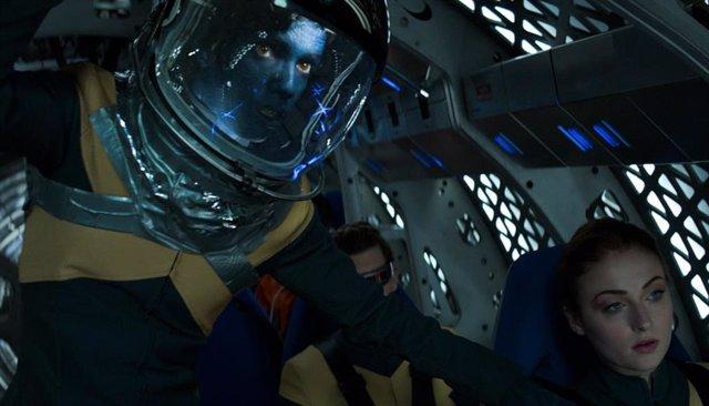 VIDEO: Así es la misión espacial de los X-Men en Fénix Oscura