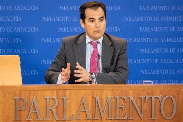 """28A.- PP-A afronta la campaña """"como Tezanos, con mucho sentido del humor aunque sin afán de engañar"""""""