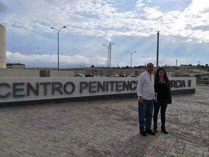 Cambiar la Región de Murcia reclamará que la CARM gestione la sanidad penitenciaria