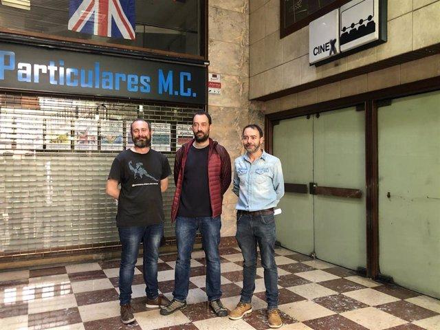 26M.- Acpt Quiere Reconvertir El Antiguo Cine Pereda De Torrelavega En Una Sala Cultural De Usos Múltiples
