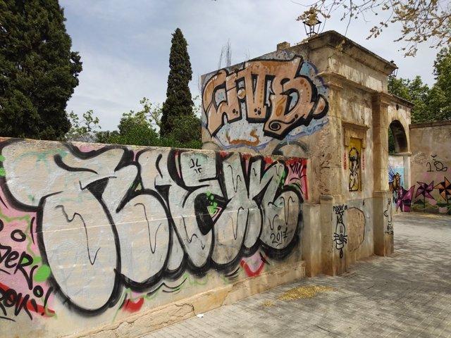 Grafitis, pintadas, graffiti