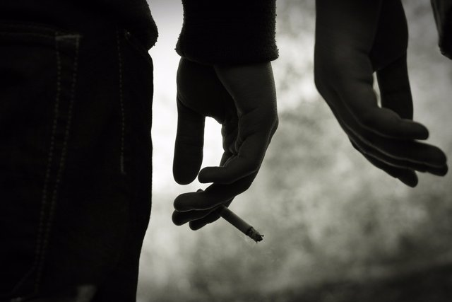 Cigarro.