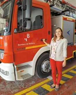 26M.-Camiña Se Compromete A Reducir El Número De Interinos Del Cuerpo De Bomberos De Mallorca Y A Aumentar Los Efectivos