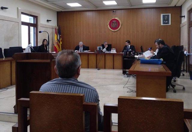 Fiscalia manté la seva petició de pena de presó a un home per no pagar la concessió d'un balneari en Platja de Muro
