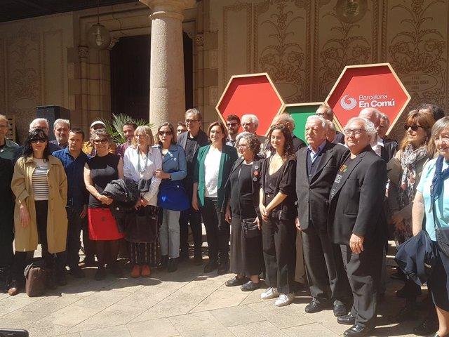 26M.- Rosa Regàs, Carla Simón, Mar Coll Y Falciani, Entre 165 Personalidades Que Apoyan A Colau