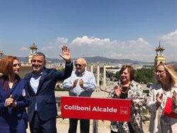 Diversos exalcaldes i exregidors socialistes impulsen un manifest de suport a Collboni (EUROPA PRESS)