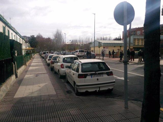 La calle General Sanjurjo, remodelada