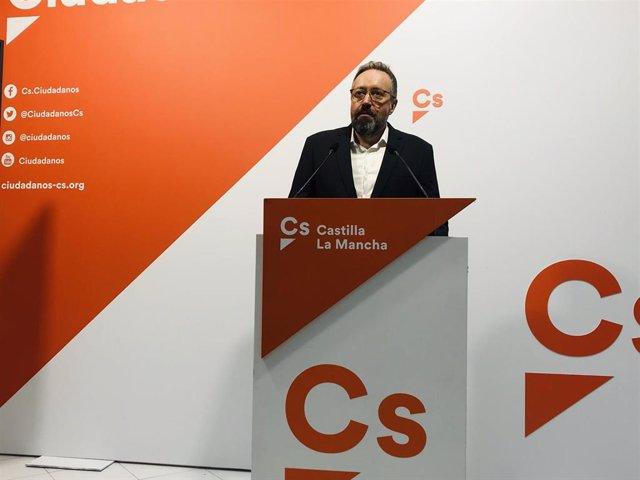 """28A.- Girauta (Cs) dice a PP que el pueblo español le ha pasado una """"factura histórica"""": """"Ha entrado en caída libre"""""""