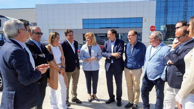 26M.- Fátima Báñez Pone A Cyl Como Referente En La Creación De Empleo A Través Del Diálogo Con Patronal Y Sindicatos