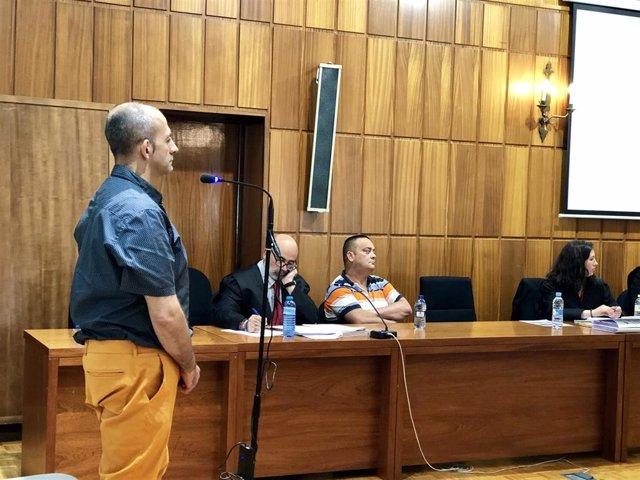 Trib.-Guardia Civil tenía línea investigación el día del descubrimiento de los cuerpos por las desavenencias denunciadas