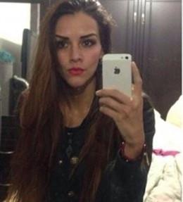 Hallan muerta a la concursante de 'Enamorándonos' Nataly Michel y publican la foto en redes