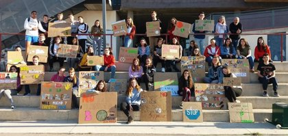 'Fridays for Future' saldrá de nuevo este viernes a las calles de 107 países para exigir acción climática