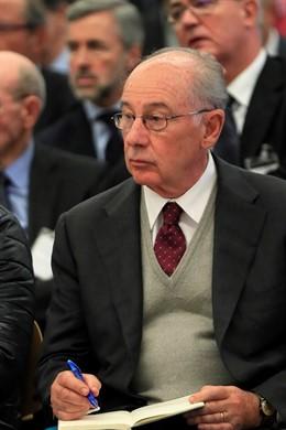 Anticorrupció demana 4 anys de presó i 2,5 milions de multa per a Rato per comissions de publicitat de Bankia