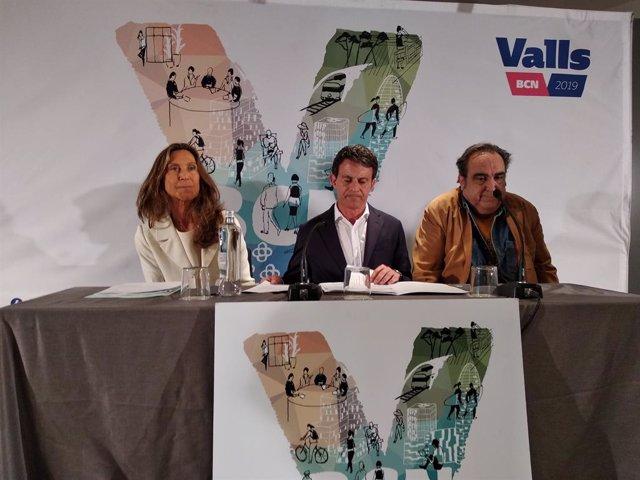 """26M.- Valls Proposa Que Barcelona Sigui Una """"Capital Musical"""" I Aculli Els Grammy Llatins"""