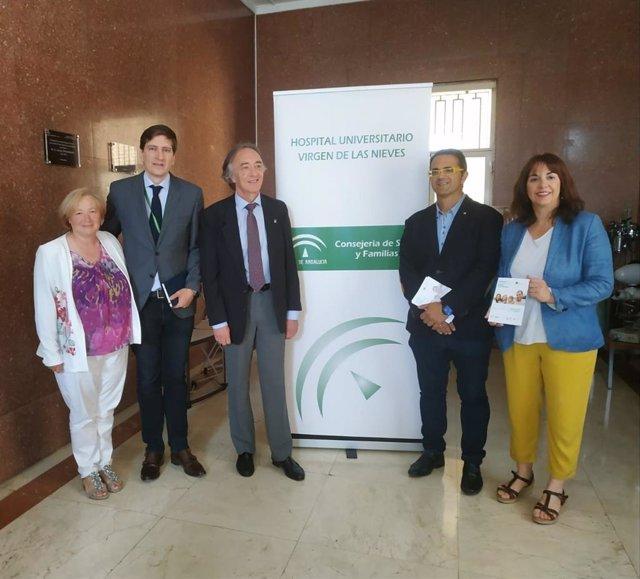 Granada.- El Hospital Virgen de las Nieves trabaja para eliminar estigmas sobre la epilepsia