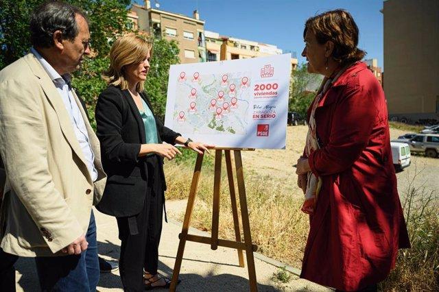 26M.- Zaragoza.- Alegría (PSOE) Propone 2.000 Nuevos Apartamentos De Alquiler Barato Para Atener A Jóvenes Y Familias