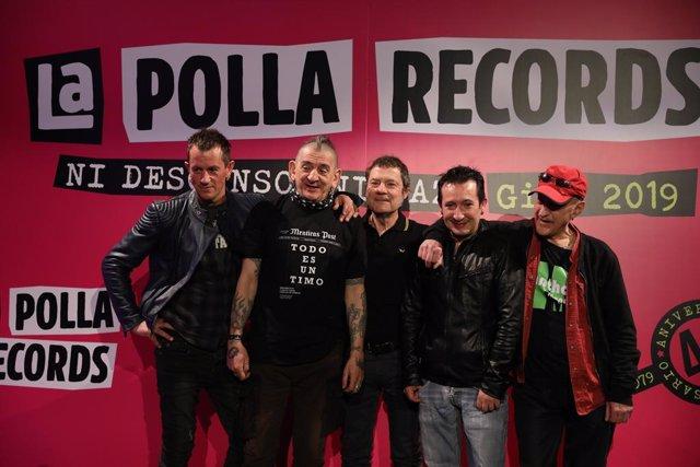 La Polla Records, número 1 a Espanya amb el seu disc de retorn: Ni descans, ni pa