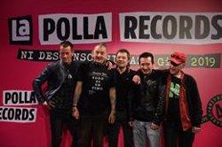 La Polla Records, número 1 a Espanya amb el seu disc de retorn: 'Ni descanso, ni paz!' (Marta Fernández Jara - Europa Press - Archivo)