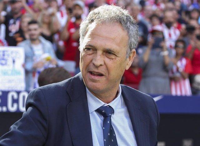 Soccer: La Liga - Atletico de Madrid v Sevilla