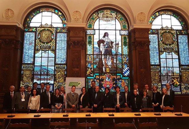 Euskadi expone sus medidas contra el cambio climático en la Conferencia Internacional de Heidelberg (Alemania)