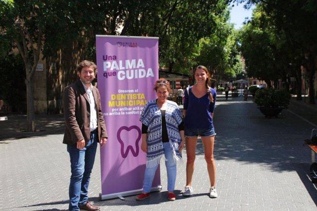 26M.- Jarabo Promet Crear Un Dentista Municipal A Palma Si Governa Després del 26 De Maig