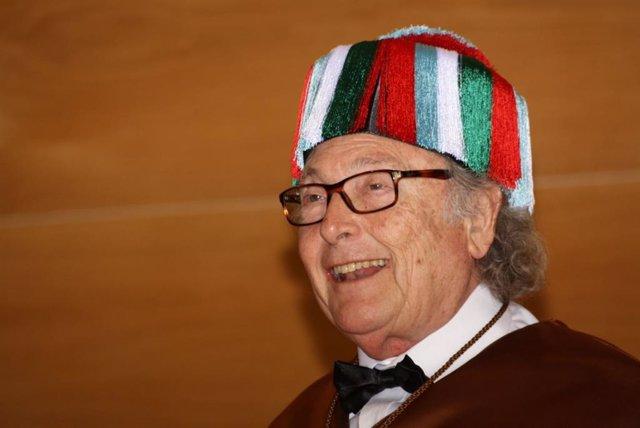 La UIB expressa el seu condol per la mort de Punset, doctor en honoris causa de la universitat