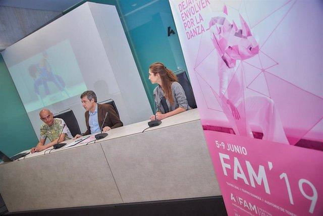 La novena edición de FAM incluirá una veintena de espectáculos y se transforma en una plataforma para la danza
