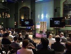 Sónar+D acollirà les conferències del líder de Massive Attack i de l'artista Christian Marclay (EUROPA PRESS)