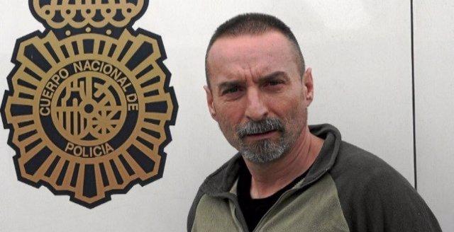 El preso de ETA Jon Rubenach